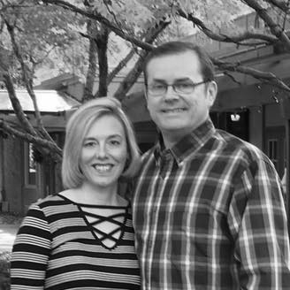 lee and holly 1 BW